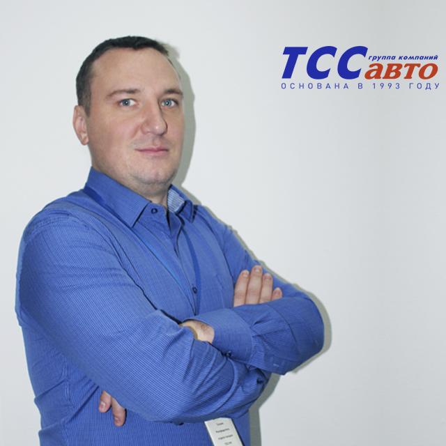 Талаев Дмитрий - руководитель отдела продаж lifan
