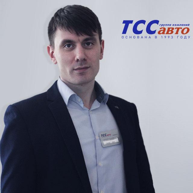 Тюкаев Илья - старший менеджер по продажам-2