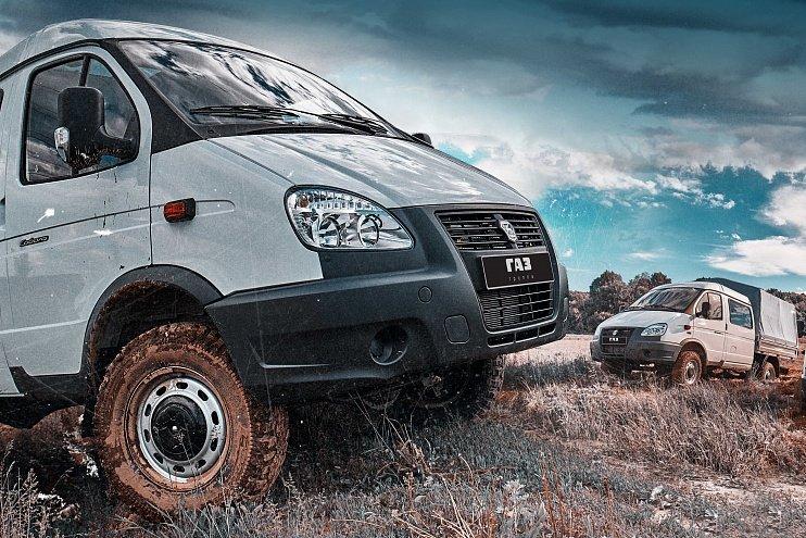 ГАЗ 4WD
