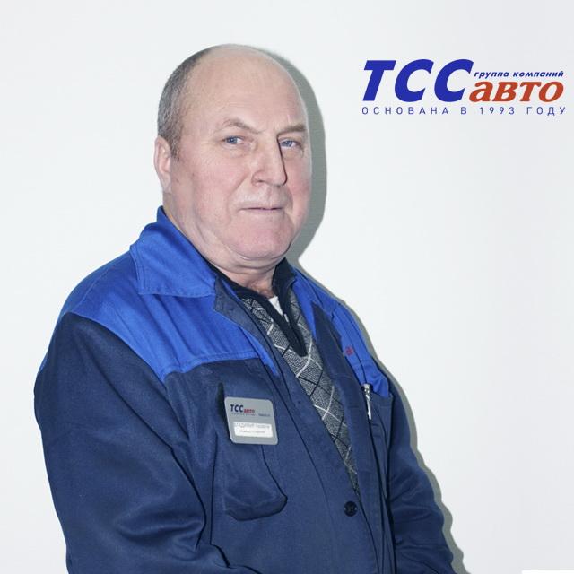 Назаров Владимир - начальник смены СТО