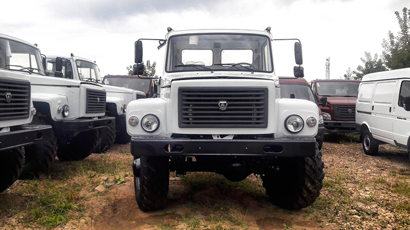 ГАЗ - 33088 - 33098