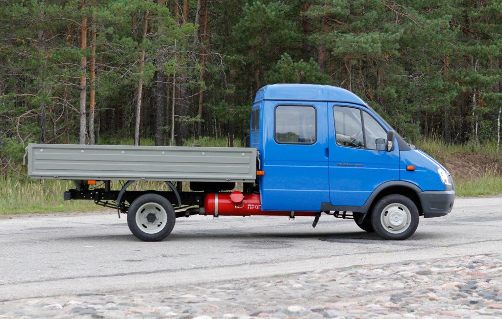 ГАЗ-33023-ГАЗель-БИЗНЕС