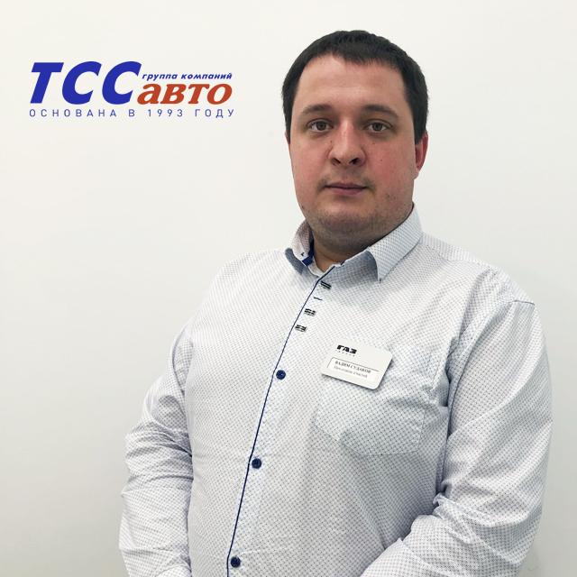 Судаков Вадим - рук-ль отдела з_ч СТО