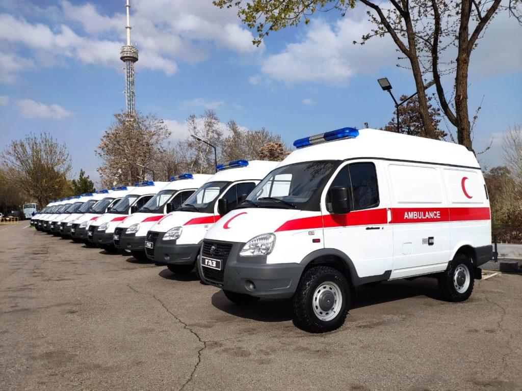 Медицинские автомобили ГАЗ (3)